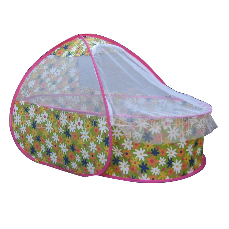 WZFQ Brand Infant Bed Baby Products Foldable Portable With Mosquito Net Infant China Mobile Bed