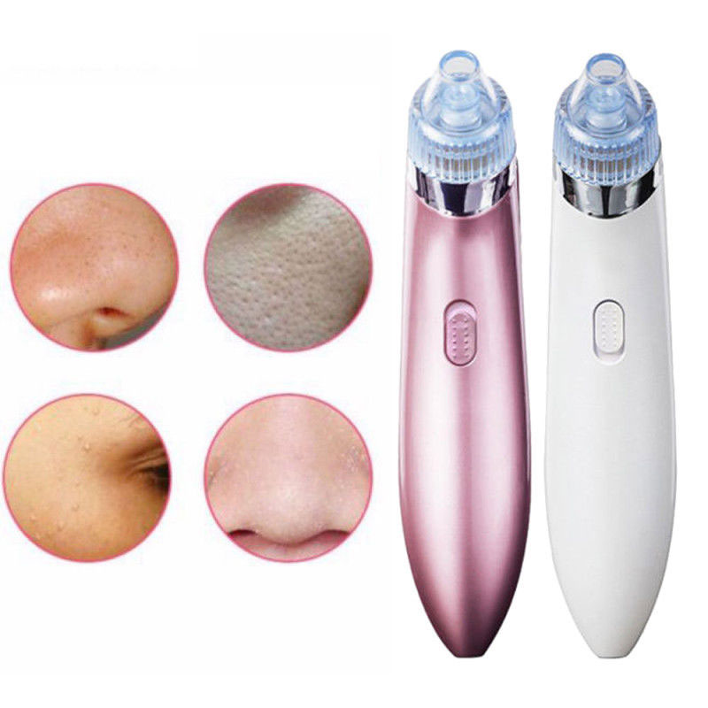 Face Deep Cleansing Blackhead Acne Removal Vacuum Suction Device Skin Care Pore Cleaner Brush Remove Wrinkle Anti-Aging Tools