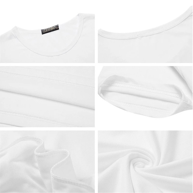 T-shirt Cool Jojo Bizarre Adventure Graphic Print Men's Japanese Anime Style T-shirt Plus Size Cotton Soft Top T-Shirt Men 2 3