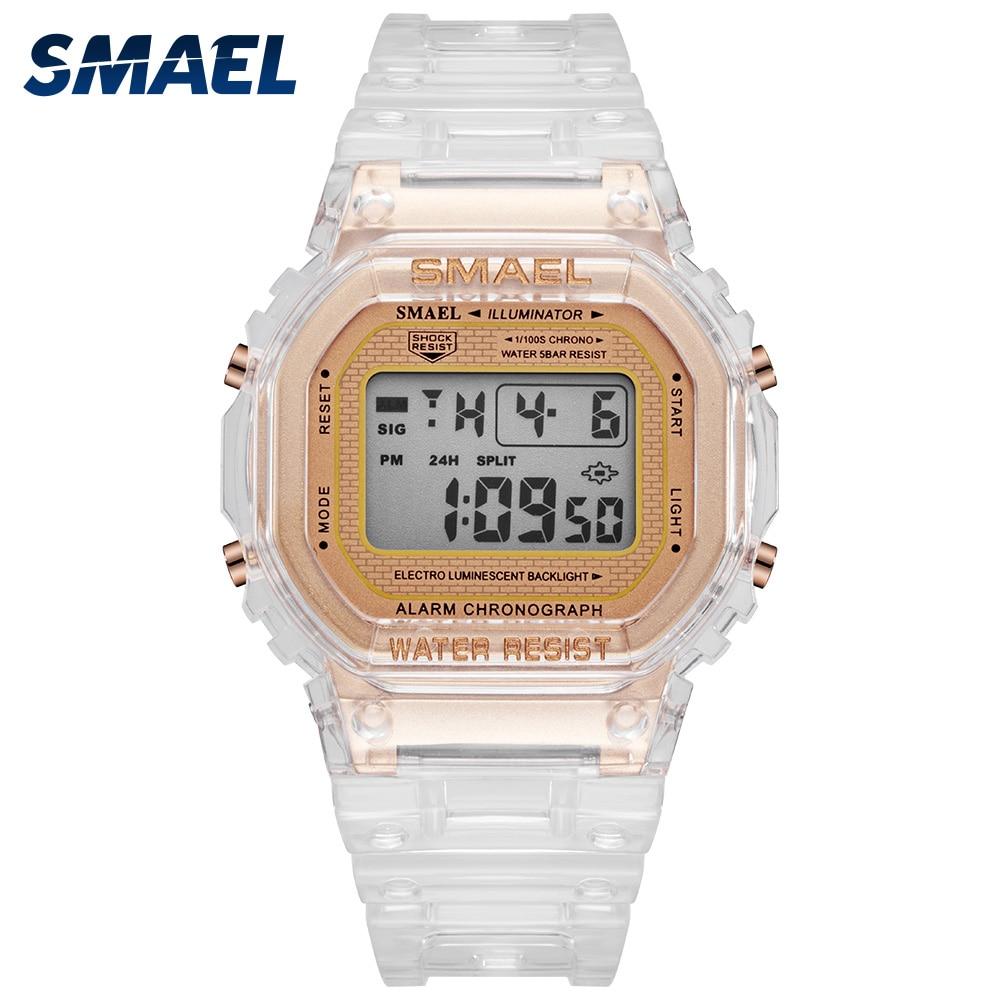 Children Watches SMAEL Kid Watch Waterproof Auto Date Alarm Clock Stopwatch Boys Girl Gift 1905 Relogio Infantil Sport Watches