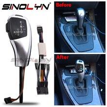 LED Gear Shift Pomello Del Cambio Leva Per BMW 1 3 5 6 Serie E90 E60 E46 2D 4D E39 E53 e92 E87 E93 E83 X3 E89 Automatico Accessori