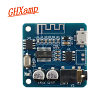 GHXAMP Upgrade 5.0 Bluetooth Module Bluetooth Receiver Decoder Board lossless transmission APE FLAC MP3 WAV USB DC5V