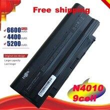 HSW Laptop batarya J1KND DELL Inspiron N4010 N3010 N3110 N4050 N4110 N5010 N5010D N5110 N7010 N7110 M501 M501R M511R