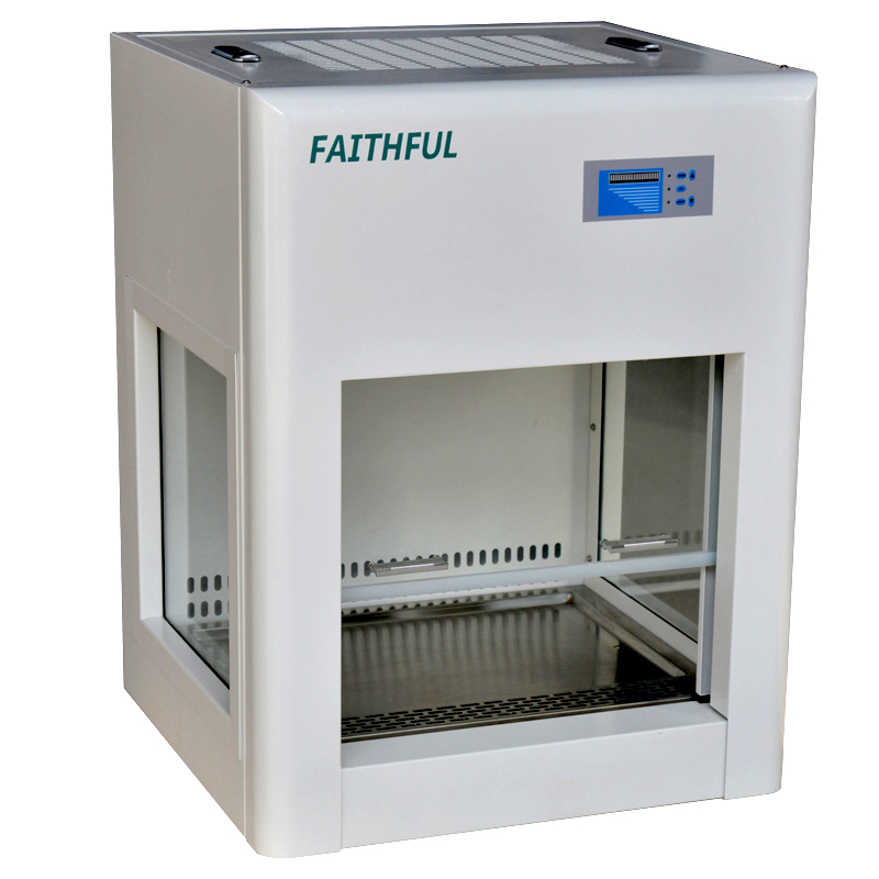 220V/ High Qualityortable Mini Laminar Flow Cabinet Cabinet For School,Hosipital,Laboratory Mini Fume Hood CJ-600P/ CJ-600N
