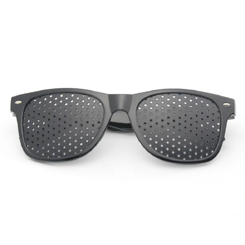 Small Hole Glasses Pinhole Glasses Certification Guarantee Regulation of Every Adverse Vision