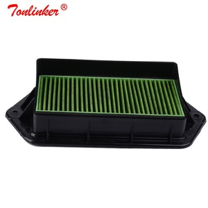 Image 4 - 3 holes Cabin Air Filter For Vw Passat Golf Touran Audi Skoda Octavia Yeti Seat Altea Leon Efficient Anti PM2.5 External Filter