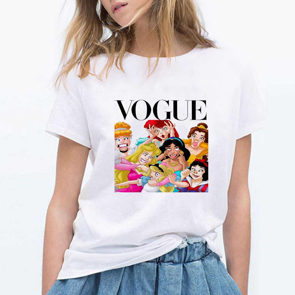 VOGUE T SHIRT TOP  KIDS GIRLS LADIES PLUS SIZE AGE 3-13 YEARS LADIES 8-22