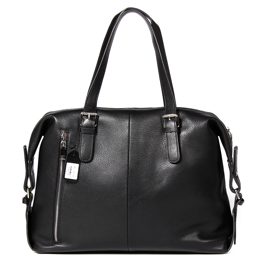 Men Bag Genuine Leather Men Business Briefcase Leather Male Handbag New Fashion Men Casual Tote Bags