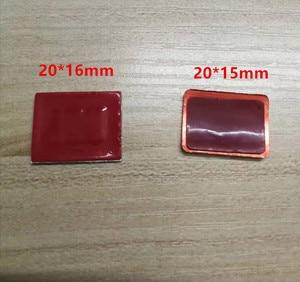 200pcs/lot Hi-Fi Speaker audio Speaker 3D Aluminum Badge Emblem stereo sticker for JBL 20x16mm 20x15mm(China)