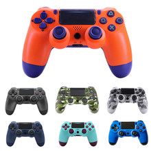 Bluetooth kablosuz oyun kolu Sony PS4 oyun klavyeler denetleyici Fit konsolu Playstation4 Gamepad Dualshock 4 Gamepad PS3(China)