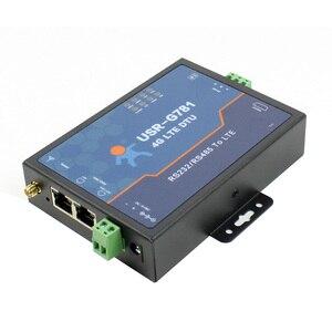 Image 3 - USR G781 Industrial transparent data transmission RS232/RS485 Serial to 4G LTE Modem with Ethernet Port