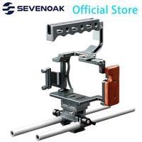 Sevenoak SK BPC10 kit gaiola profissional para câmeras de cinema de bolso blackmagic|blackmagic camera cage|blackmagic pocket cage|blackmagic cage -