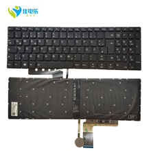 Ноутбук OVY GR keyborad для LENOVO 510-15ISK 510-15IKB 510-15IKB V310-15IKB V310-15ISK с подсветкой