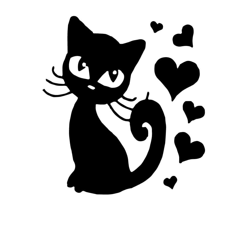Красивые узоры картинки котики