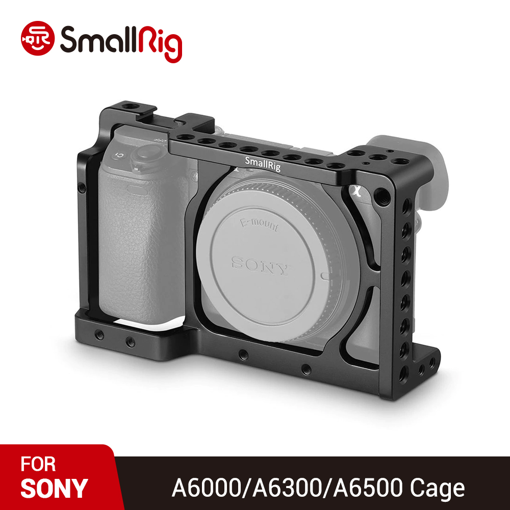 Camera Cage Smallrig A6300/a6500 for Ilce-A6500/nex-7-Cell 1661