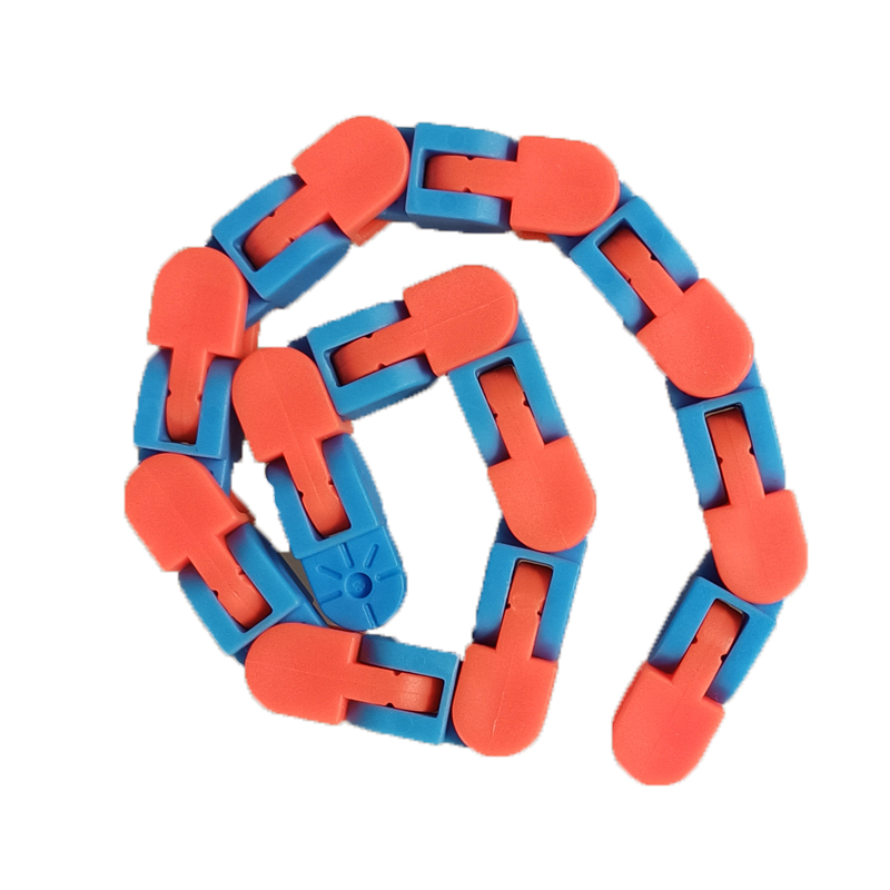 Toy Bracelet Fidget Spinner Chain Educatiaonal-Toys Reliever Adult Children for Kids img3