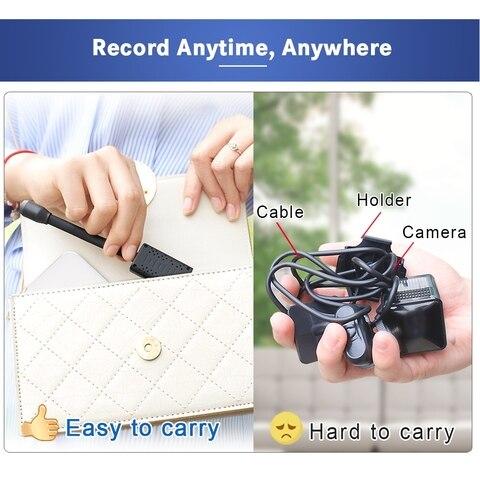 HD 1080P Motion Detection Mini Camera Meeting Video Voice Recorder Pen Micro Pocket Bike Riding Body Cam Mini Camcorders DVR Multan