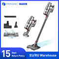 Proscenic P11 Cordless Vacuum Cleaner, Stick Vacuum with Mop, 26000pa Powerful Motor, Removable Battery