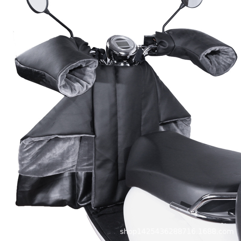 Motorcycle Leg Cover Knee Blanket Warmer Leg Cover For Scooters Rain Wind Protection Waterproof Motorcycle Blanket Winter Quilt