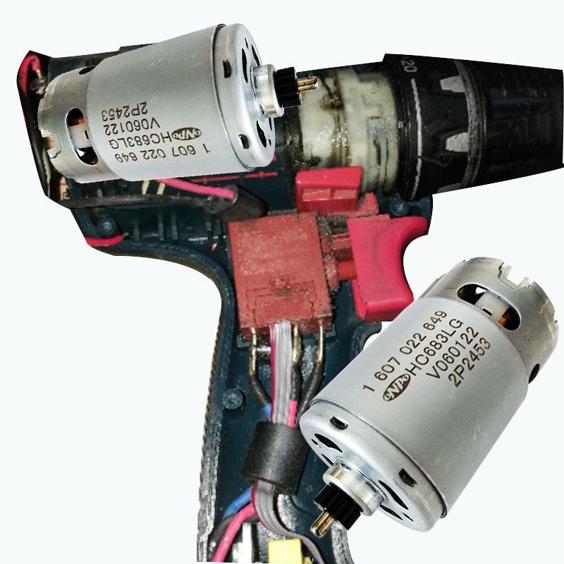 Motor Bosch BSA 18 A GSB 18 VE-2 GSR 18 VE-2 HDI 286   1607022609