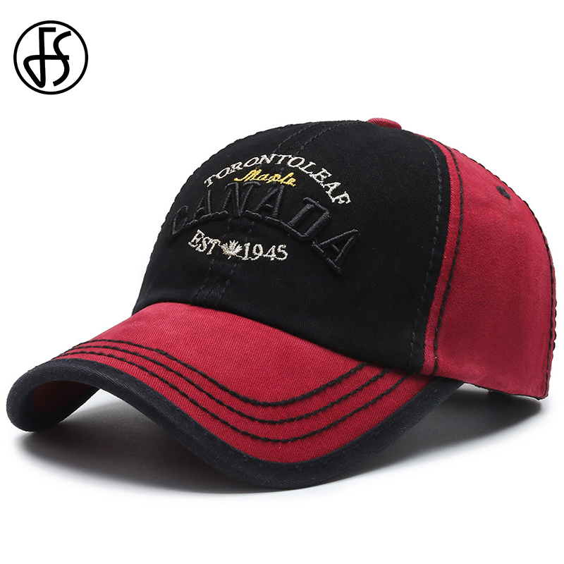 FS, хорошее качество, летняя уличная Кепка с козырьком, хлопковая кепка, Повседневная Кепка для мужчин и женщин, армейская зеленая красная бе...