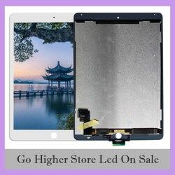 Для iPad 6 Air 2 iPad 6 Air2 6th A1567 A1566 ЖК-дисплей кодирующий преобразователь сенсорного экрана в сборе Замена