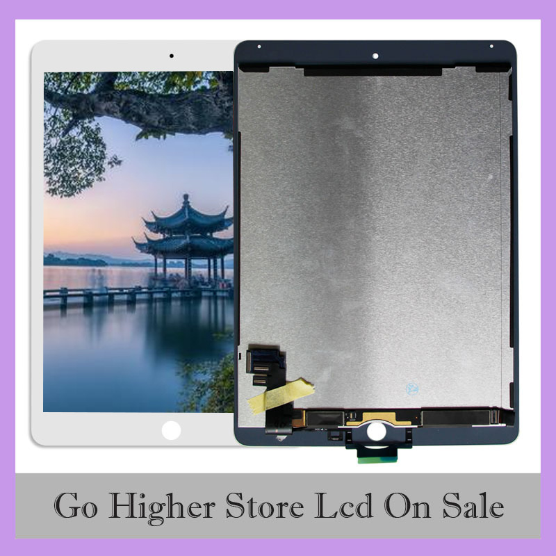For IPad 6 Air 2 IPad 6 Air2 6th A1567 A1566 LCD Display Touch Screen Digitizer Assembly Replacement