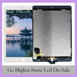 Para iPad de aire 6 2 iPad 6 Air2 6th A1567 A1566 pantalla LCD de montaje de digitalizador con pantalla táctil de reemplazo