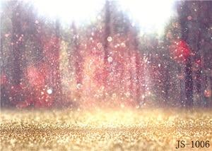 Image 4 - SHENGYONGBAO  Art Fabric Photography Backdrops Facula Light spot  Glitter theme Photo Studio Props Studio Background ZA19067 01