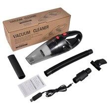 120W 4500pa Wireless Car Vacuum Cleaner Cordless Handheld Auto Vacuum Home & Car Dual Use Mini Vacuum Cleaner 2500mAh Battery