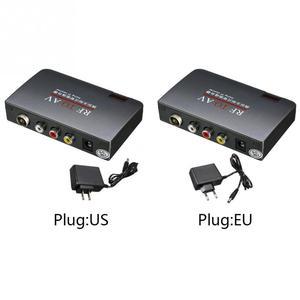 Image 5 - TV Receiver Easy Operation Analog Modulator Home Use Converter RF To AV Stable Signal High Efficiency  Satellite TV Receiver
