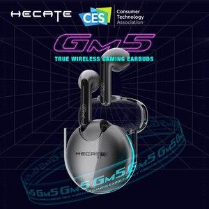 Image 2 - HECATE GM5 Tws Tai Nghe Chơi Game Qualcomm AptX Bluetooth 5.2 Độ Trễ Thấp 40H Thời Gian Phát Nhạc Không Dây Bluetooth Tai Nghe Nhét Tai Bởi EDIFIER