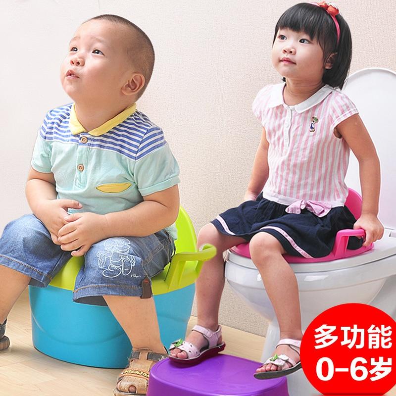 Multi-functional Baby Toilet Toilet For Kids Potty Chamber Pot Men And Women Baby Bedpan CHILDREN'S Kids Stool