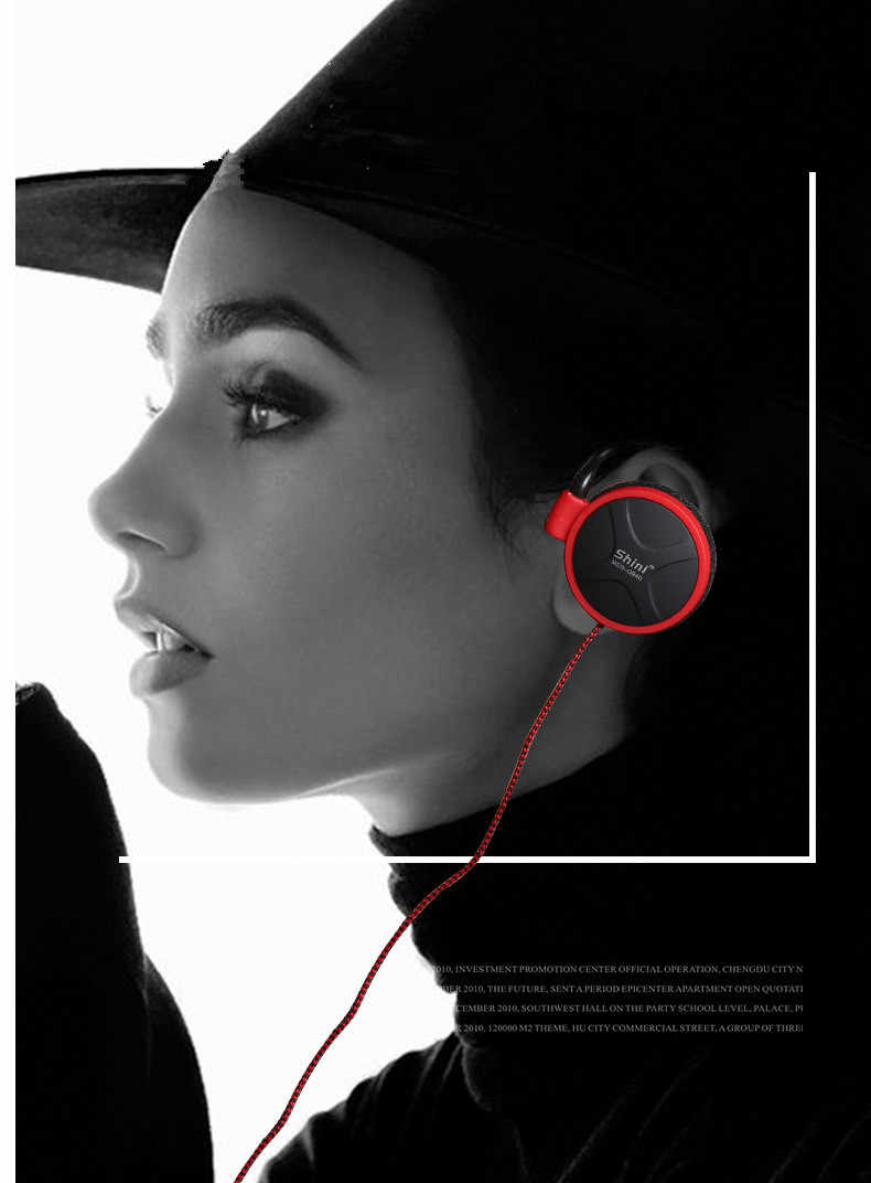 حار زوج واحد سوبر سماعة رأس جهيرة الصوت مشبك الأذن سماعة سماعات 3.5 مللي متر ل Mp3 Mp4 الرياضية لاعب الكمبيوتر المحمول سماعة