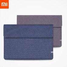 Oryginalny Xiao mi Air 13 torby kieszeń na laptopa case 13.3 cal notebook dla Macbook Air 11 12 cal Xiao mi mi notebooka powietrza 12.5 13.3