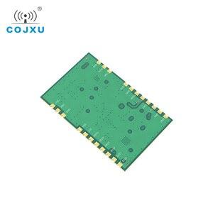 Image 4 - LORAWAN SX1262 LoRa TCXO 915 433mhz の無線モジュール ebyte E22 900M30S スタンプ穴 IPEX アンテナ 850 930 mhz の rf トランスミッタと受信機