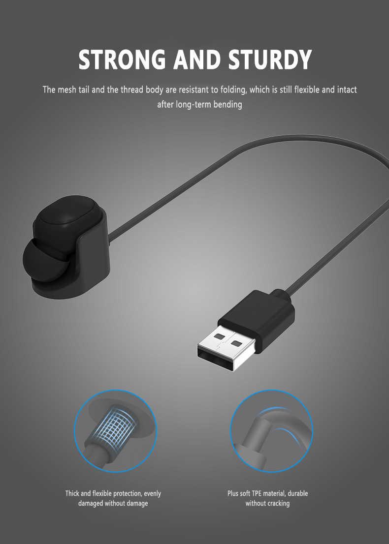 SIFREE stacja dokująca usb kabel do xiaomi Airdots wersja młodzieżowaRedmi Airdots ładowarka akcesoria do słuchawek Dropshipping nowość
