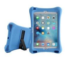 Чехол CHINFAI 1:1 для iPad A1822 A1893 моющийся противоударный силиконовый чехол-подставка для iPad Air Pro 9,7