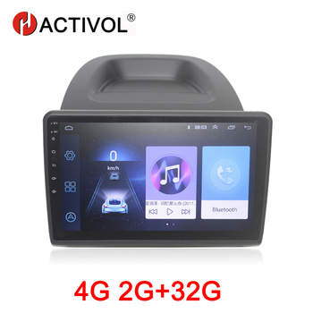 HACTIVOL 2G+32G Android 8.1 Car Radio for Ford Ecosport 2018 car dvd player gps navigation car accessory 4G multimedia player image