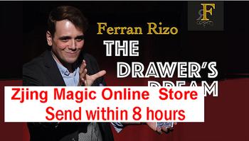2020 marzenie szuflady autorstwa Ferran Rizo-magiczne sztuczki magiczne sztuczki tanie i dobre opinie TR (pochodzenie) Unisex Jeden rozmiar Online instruction Nauka ŁATWE DO WYKONANIA Beginner Dla magików ulica Etap Różne rekwizyty