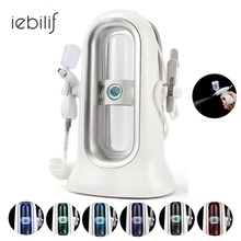 Double Head Oxygen Jet Peeling Clean Machine Micro Bubble Blackhead Removal Pore Cleaning Water Oxygen Therapy Facial Equipment