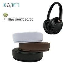 Kqtft 1 пара сменных подушечки для phillips shb7250/00 shb 7250