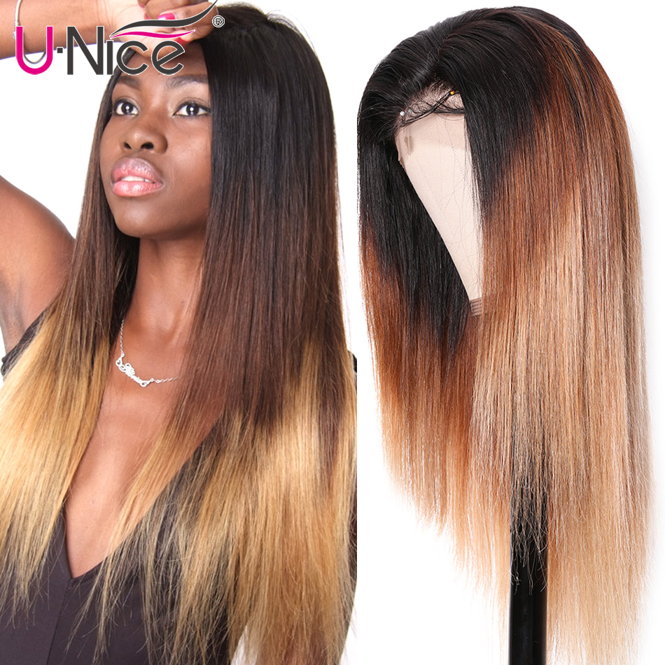OMBRE STRAIGHT HAIR
