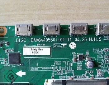 Originele Logic Board Main Board 47lw7200 / 55lw7200-ca Main Board Eax64405501 Screen Lc550euf/Lc470euf Ld C6