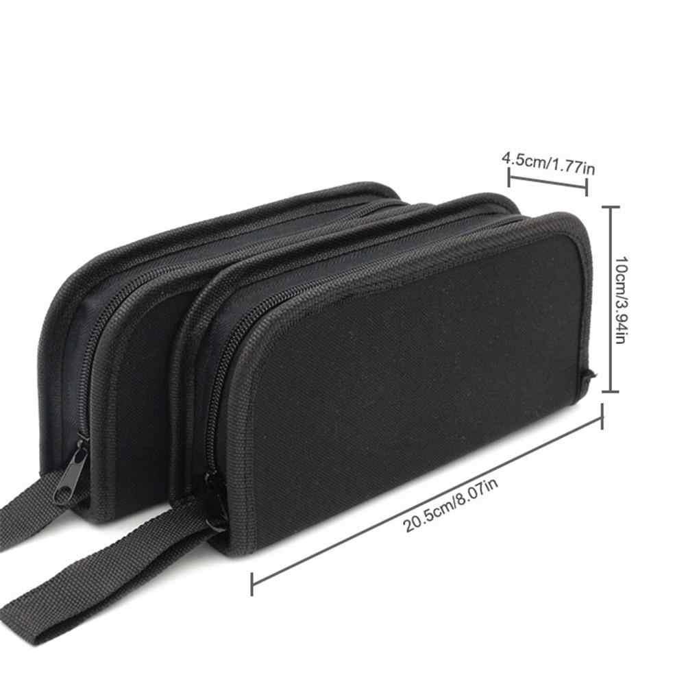 オックスフォード布ツールキットバッグねじナットドリルハードウェア車の修理キットハンドバッグユーティリティ収納ツールバッグポーチケース修理ツール