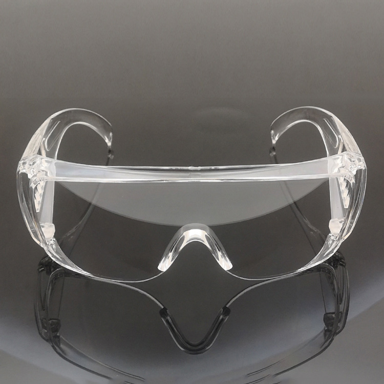 Goggles Anti-Fog Cycling Glasses Laboratory Protection Cycling Goggle Protective Polished Glasses Anti-Splash Anti-Shock