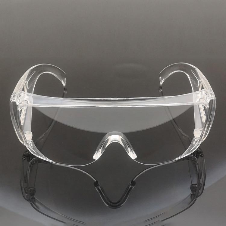 Goggles Anti-Fog Cycling Glasses Laboratory Protection Cycling Goggle Protective Polished Glasses Anti-Splash Anti-Shock