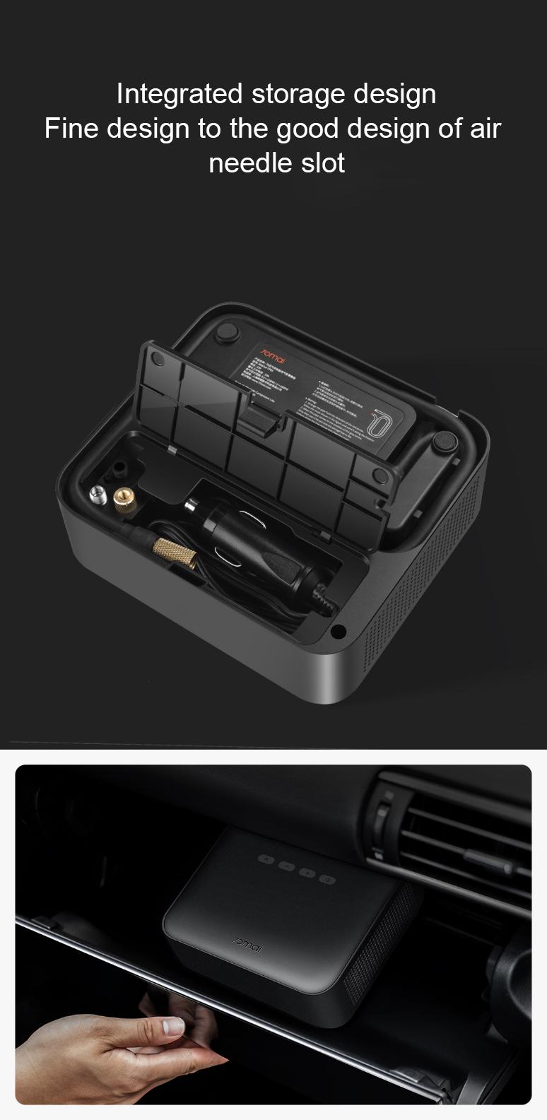 Xiaomi 70Mai Air Compressor Lite 10