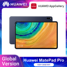 Globale Version HUAWEI MatePad Pro WIFI 6GB128GB Tablet Android 10 Turbo 10.8