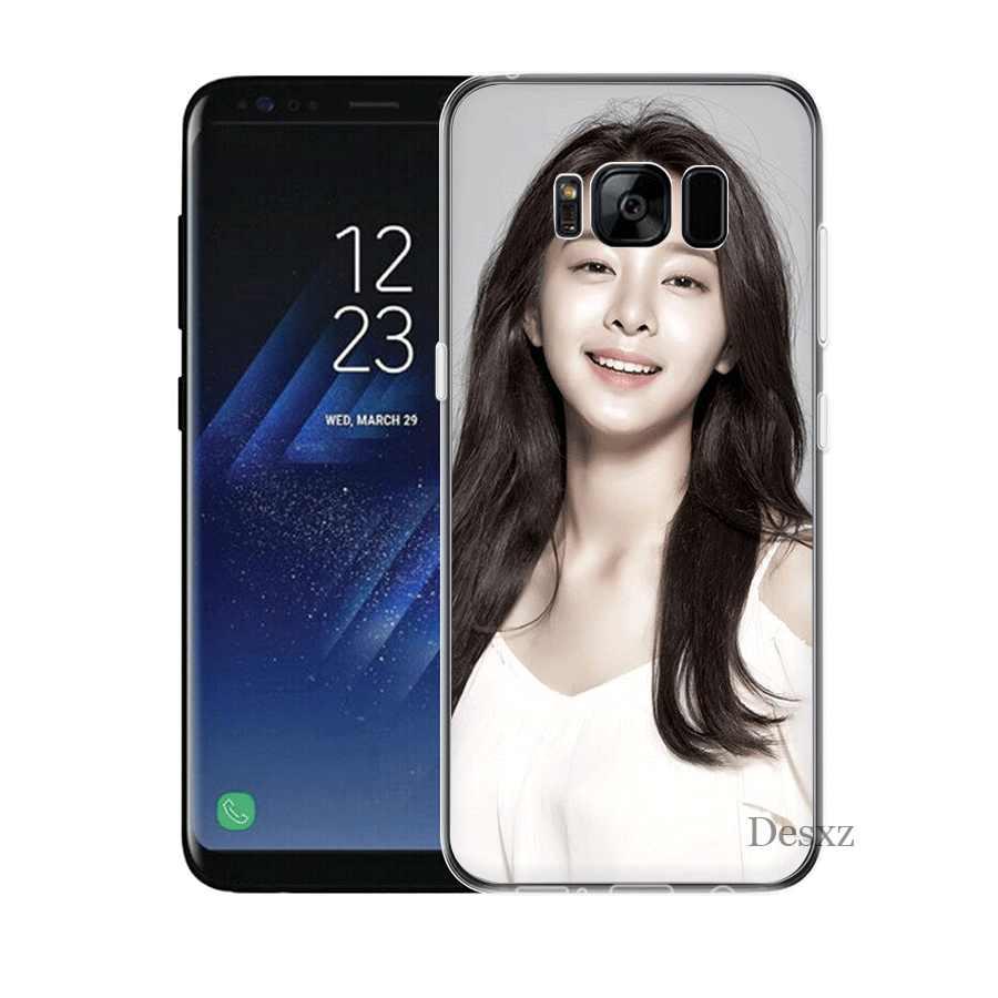 Telefon Fall Für Samsung S6 S7 Rand S8 S9 S10E S10 lite S20 Ultra Plus Hinweis 8 9 M10 M20 m30 M40 Abdeckung Junges Ji